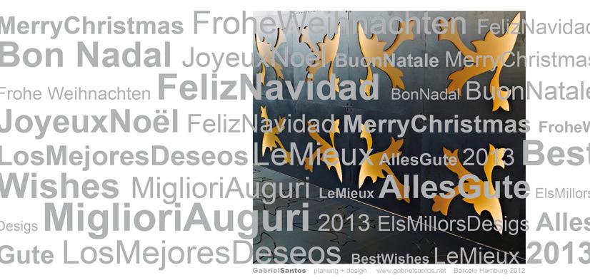 Frohe Weihnachten Und Alles Gute Im Neuen Jahr.Gabriel Santos Frohe Weihnachten Und Alles Gute Zum Neuen Jahr
